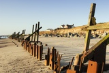 Failed Sea Defences, Norfolk Photographic Print by Jeremy Walker