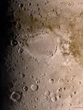 Schiaparelli Crater, Mars, Artwork Photographic Print by Detlev Van Ravenswaay