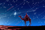 Christmas Star As Planetary Conjunction Photographic Print by Detlev Van Ravenswaay