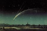Donati's Comet, 1858 Photographic Print by Detlev Van Ravenswaay