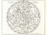 Star Map, 1805 Premium Photographic Print by Detlev Van Ravenswaay