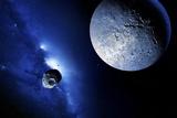 Quaoar In the Kuiper Belt Posters by Detlev Van Ravenswaay