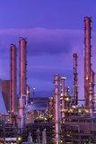 Petrochemical Plant Photographic Print by Jeremy Walker