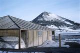 Scott's Hut, Antarctica Posters by David Vaughan
