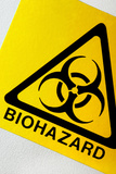 Biohazard Symbol Prints by Tim Vernon