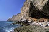 Gorham Cave, Gibraltar Posters by Javier Trueba