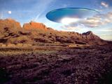 UFO Posters by Detlev Van Ravenswaay