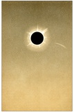 Total Solar Eclipse of 1882 And Comet Photographic Print by Detlev Van Ravenswaay
