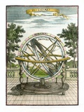 Armillary Sphere, 17th Century Artwork Photographic Print by Detlev Van Ravenswaay