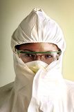 Protective Suit Photographic Print by Tim Vernon