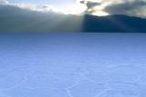 Salt Flat, Death Valley Prints by Jeremy Walker