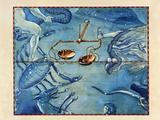 Historical Artwork of the Constellation of Libra Prints by Detlev Van Ravenswaay