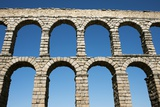 Aqueduct of Segovia, Spain Posters by Jeremy Walker