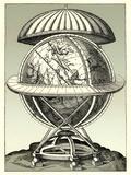 Tycho Brahe's Celestial Sphere, 1584 Photographic Print by Detlev Van Ravenswaay