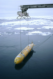 Autonomous Underwater Vehicle (Autosub) Photographic Print by David Vaughan