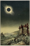 Total Solar Eclipse of 1842 Photographic Print by Detlev Van Ravenswaay