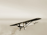 Lindbergh's Spirit of St Louis Airplane Photographic Print by Detlev Van Ravenswaay