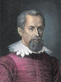 Johannes Kepler, German Astronomer Photographic Print by Detlev Van Ravenswaay