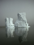 Iceberg Premium Photographic Print by David Vaughan