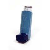 Asthma Inhaler Fotodruck von Mark Thomas