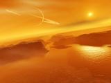 Titan Landscape Photographic Print by Detlev Van Ravenswaay