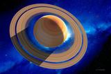 Saturn Prints by Detlev Van Ravenswaay