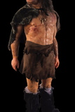 Neanderthal Man Poster by Javier Trueba