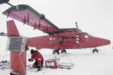 Antarctic Research Photographic Print by David Vaughan