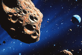 Asteroid on Collision Course with Earth Posters by Joe Tucciarone