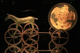 Trundholm Sun Chariot, Bronze Age Photographic Print by Detlev Van Ravenswaay