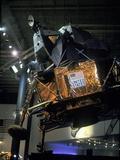 Apollo Lunar Landing Module Photo by Detlev Van Ravenswaay