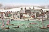 Tower of London, Historical Artwork Photographic Print by Miriam and Ira Wallach
