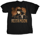 Keith Moon - Ready Steady Go T-shirts