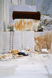 Marble Quarry Photographic Print by Dirk Wiersma