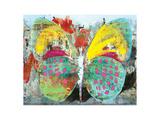 West-Side Butterfly Lámina giclée premium por Parker Greenfield