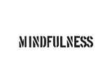 Mindfulness Lámina giclée premium por SM Design