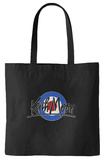 Keith Moon - Mod Logo Tote Bag Borsa shopping