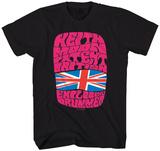 Keith Moon - Exploding Drummer Tshirts