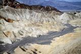 Badland Erosion of Rhyolitic Deposits Posters by Dirk Wiersma