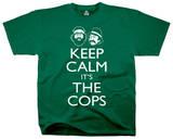 Cheech And Chong - Keep Calm T-skjorter