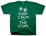 Cheech And Chong - Keep Calm T-shirts