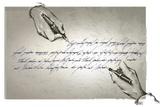 Plagiarism, Conceptual Image Photographic Print by  SMETEK