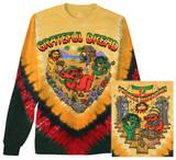 Long Sleeve: Grateful Dead - Positive Vibrations - T-shirts