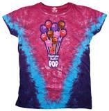 Women's: Tootsie Pop - Tootsie Pop Bouquet T-shirts