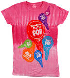 Juniors: Tootsie Pop - Tootsie Pop Collage T-shirts