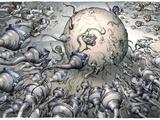 Fertilisation, Conceptual Image Photographic Print by  SMETEK