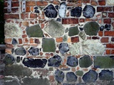 Rebuilt Wall Photographic Print by Dirk Wiersma