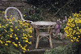 Garden Furniture Photo by Archie Young