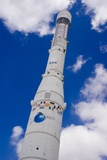 Ariane 1 Rocket Photo by Mark Williamson