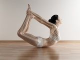 Yoga, Artwork Photographic Print by  SCIEPRO